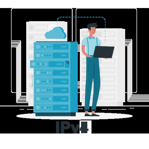 Activer et désactiver IPv4